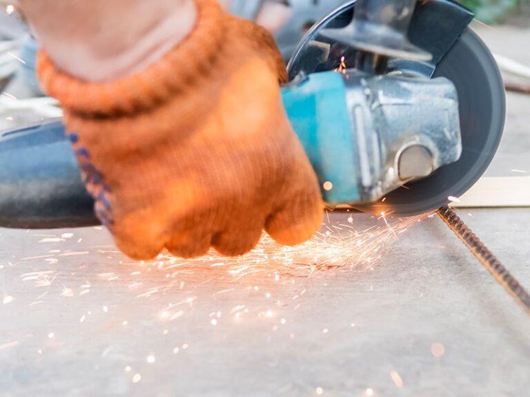 Breaking Up a Concrete Slab 768x576 - A Handy Guide to Concrete Demolition