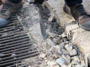 The Right Tools for Concrete Demolition 300x225 - Blog