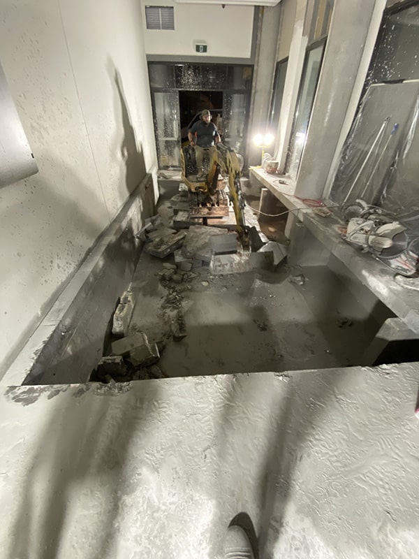 SEQ Concrete removal img 5 - Cost to remove concrete in Brisbane and the Gold Coast