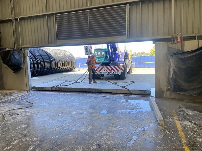 SEQ Concrete removal img 8 - Cost to remove concrete in Brisbane and the Gold Coast